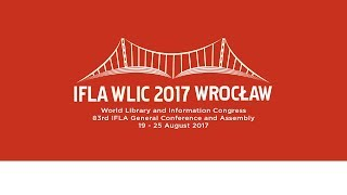 Download IFLA Highlights Session and IFLA President's Session Video
