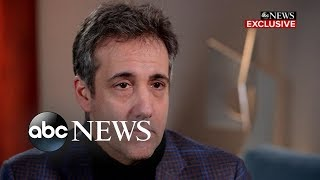 Download Michael Cohen on Trump: 'Don't believe what he is saying' Video
