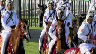 Download مراسم استقبال خادم الحرمين الشريفين في دولة قطر Video
