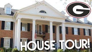 Download SORORITY HOUSE TOUR // Kappa Kappa Gamma at the University of Georgia | Lottie Smalley Video