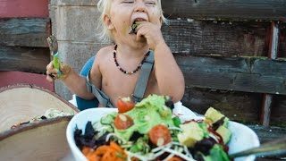 Download What my VEGAN BABY ate today | RAW FOODS in Hawaii Video
