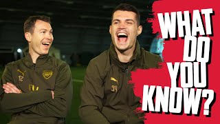 Download CAN YOU NAME SPAIN'S 2010 SQUAD? | Stephan Lichtsteiner v Granit Xhaka | What do you know? Video