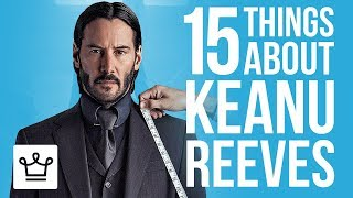 Download 15 Things You Didn't Know About Keanu Reeves Video