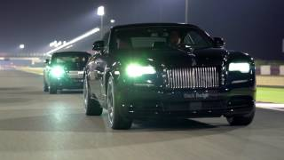 Download Rolls-Royce Motor Cars Doha Black Badge Track Experience Losail International Circuit November 2016 Video