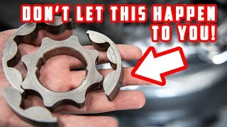 Download How to install VMP Oil Pump Gears on Mustang GT w/ Mustang Lifestyle Video