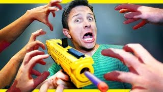 Download Nerf Zombies ″Game-over, Man!″ Video