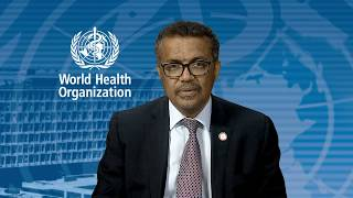 Download WHO Global Conference on NCDs: Statement by WHO Director-General Dr Tedros Video