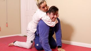Download My Boyfriend Teaches Me Jiu Jitsu Video
