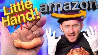 Download 11 Strange Things On Amazon! Video