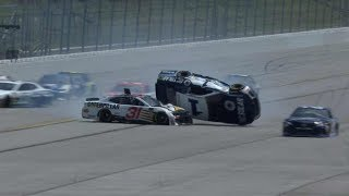 Download All NASCAR Crashes From Talladega (2018) Video