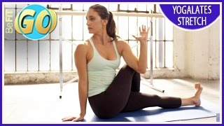 Download Yogalates Soothing Stretch Workout: 10 Mins- BeFiT GO Video