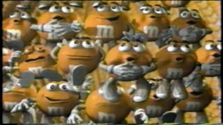 Download M&M's Minis Museum Chocolate Candy TV Commercial Video