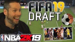 Download NBA 2K19 FIFA Draft Video