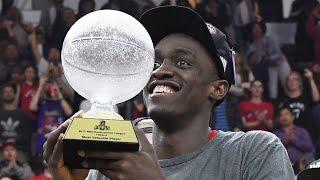 Download Raptors Rookie Pascal Siakam Wins 2017 NBA D-League Finals MVP Video