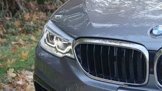 2017 BMW 540i M SPORT G30 - Awesome Drive, Interior and Exterior