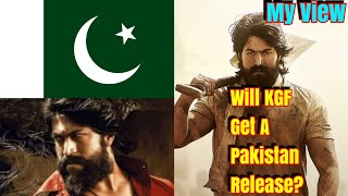 Download Will KGF Get Release In Pakistan? My View Video