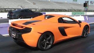 Download Supercar Drag Racing Video
