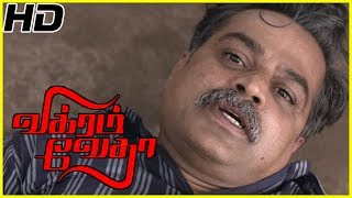 Download Vikram Vedha Climax | Maddy recollects incident on Varalaxmi and Prem | Vijay sethupathi Mass scene Video