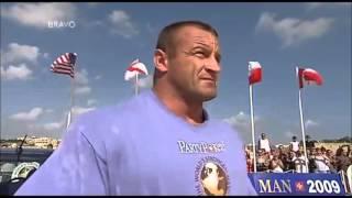 Download Rivalry   Mariusz Pudzianowski ✖ Zydrunas Savickas Video