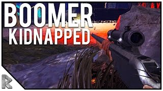 Download BOOMER GOT KIDNAPPED! - Part 1/2 - Ark Survival Evolved Thieves Island PVP #13 Video