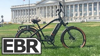 Download Magnum Cruiser Video Review - $2.1k Relaxed, Stylish, Powerful, Fast E-Bike Video