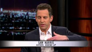 Download Ben Affleck, Sam Harris and Bill Maher Debate Radical Islam   Real Time with Bill Maher (HBO) Video