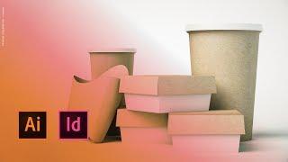 Download Découpe, défonce, encres et packaging entre inDesign et Illustrator | Adobe France Video