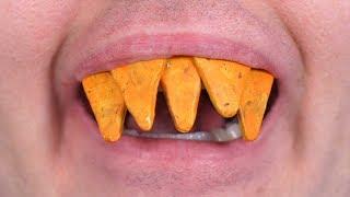 Download Teeth Made of Doritos! Video