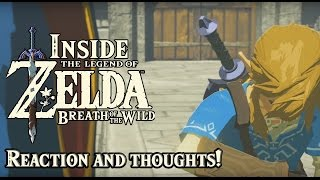 Download Inside Zelda Breath of the Wild - ″Life in the Ruins″ Reaction and Rough Analysis Video