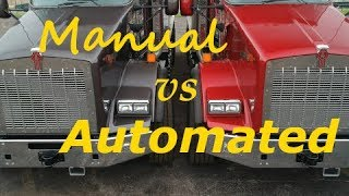 Download UltraShift vs. Manual, the 18 speed review for 2019 Video