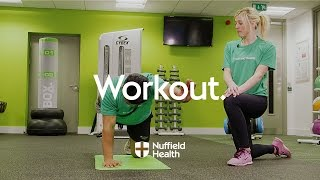 Download Health For Life Workout | Nuffield Health Video
