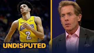 Download Should the Lakers already regret drafting Lonzo Ball? | UNDISPUTED Video