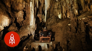 Download Real Live Cave Music: Marvel at the World's Largest Instrument Video