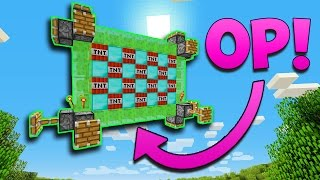 Download OVERPOWERED CANNON TROLLS! | Minecraft TNT Wars! Video