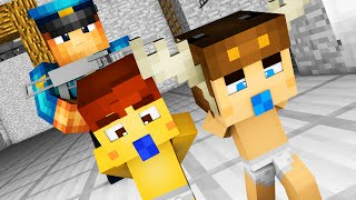 Download Minecraft - WHO'S YOUR DADDY - BABY IN PRISON! (Minecraft Kids Roleplay) w/ Ryguyrocky Video