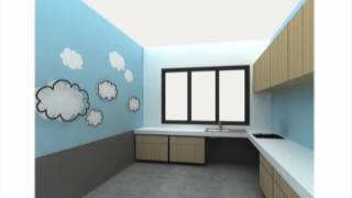 Download Colors Make Sense ตอนที่ 54 : ไอเดียแต่งห้องครัว Video