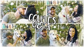 Download COUPLES Q&A ♡ Future Kids, Relationship Gossip, Weird Habits & MORE! Video