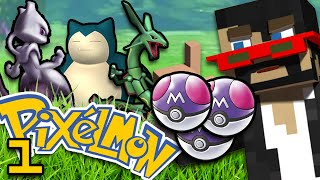 Download Minecraft: Pokemon Ep. 1 - 1v1v1 BATTLE CHALLENGE w/ SSundee & Crainer Video