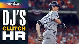 Download Yankees DJ LeMaheiu's 2-run homer in 9th inning ties ALCS Game 6 Video