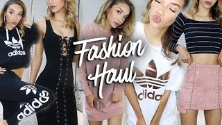 Download TRY-ON HAUL | Zara, Adidas, Forever21 & More! Video
