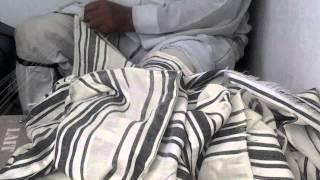 Download Tailleur traditionnel de la djellaba marrakchi Video