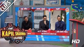 Team CID makes a new record - The Kapil Sharma Show - Episode 12