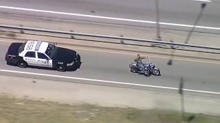 Download Motorcycle Police Chase Fort Worth, TX Video