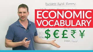 Download English Vocabulary: How to talk about the economy Video