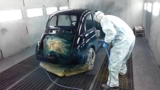 Download Verniciatura fiat 500l.carrozzeria gottardo Video