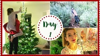 Download FINDING THE PERFECT CHRISTMAS TREE | VLOGMAS Video