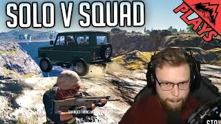 Download 1 vs SQUADS - PlayerUnknown's Battlegrounds Gameplay #89 (PUBG Gameplay) Video