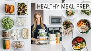 Download MEAL PREP | 9 ingredients for flexible, healthy recipes Video