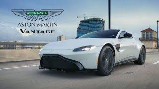 Download The 2019 Vantage   Aston Martin Palm Beach   Canon C200 Video
