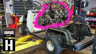 Download 750cc Snowmobile Engine Swap Video